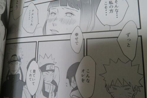 Doujinshi NARUTO Naruto X Hinata A5 52pages blink innocently