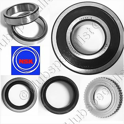 FRONT WHEEL BEARING /& SEAL FOR 1993-1998 TOYOTA T100 2WD RWD SINGLE