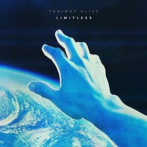 TONIGHT-ALIVE-LIMITLESS-CD-NEW
