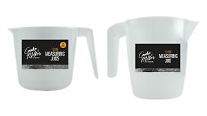 1-2 L plastique pot avec poignée cuisine cuisson Cooke /& Miller
