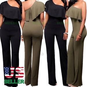 Women-Jumpsuit-Romper-Bodycon-Playsuit-Clubwear-Trousers-Party-Long-Dress-Pants