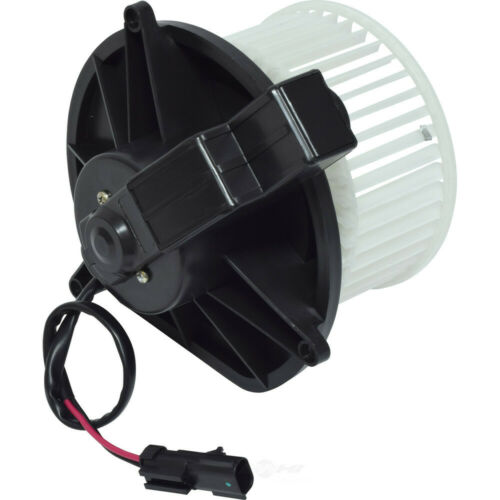 HVAC Blower Motor-Blower Motor with Wheel UAC fits 06-10 Chrysler PT Cruiser
