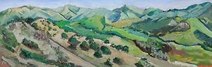 Malibu-View-2-Oil-Plein-Air-Impressionism-Landscape-Sari-Rodriguez