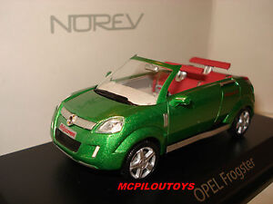 NOREV-OPEL-FROGSTER-au-1-43