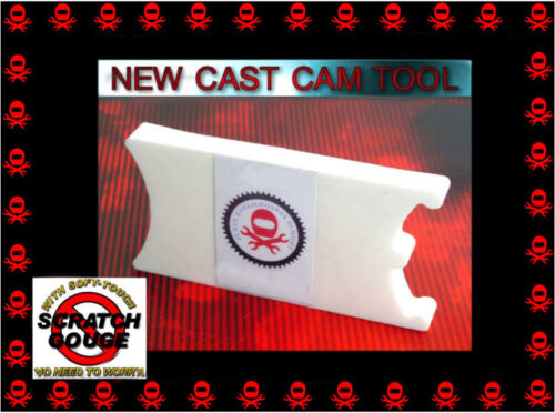 Ducati Cam Belt Timing Tool 748,916,996 Desmoquattro Cast FREE INSTRUCTIONS