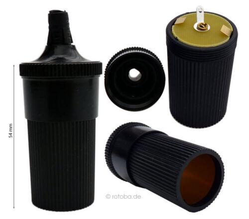 KFZ Zigarettenanzünder-Buchse für Kabelmontage 24V #148 Auto Steckdose 12V