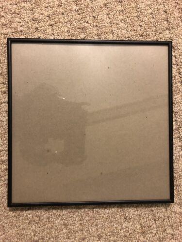 "12.75/"" x 12.75/"" Set of 3 Record Album Picture Frames"