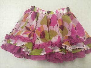 Adroit Lnw Matilda Jane All The Baubles Flouncy Fun Colors Party Skirt Girls Sz 2 Pure And Mild Flavor Clothing, Shoes & Accessories