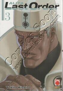 ALITA-LAST-ORDER-DELUXE-3-Planet-Manga-Panini-Comics-NUOVO