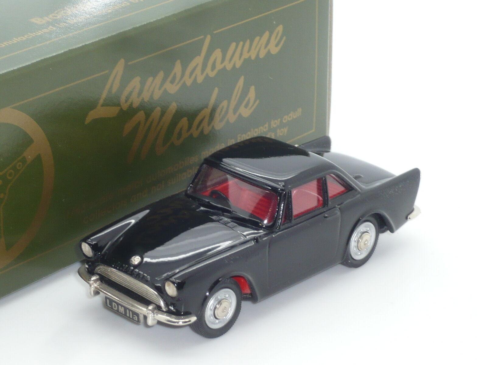 ¡no ser extrañado! Nuevo 1 43 Lansdowne Modelos LDM11A 1963 Sunbeam Sunbeam Sunbeam Alpine III HANDBUILT Brooklin  de moda
