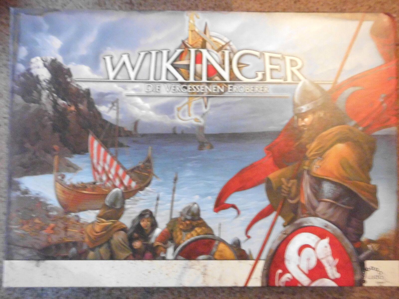 Les Vikings oubliées conquérant Pro Ludo (non utilisé ou nouveau)