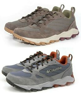 NEW-Columbia-Mens-Athletic-Sneakers-IVO-Trail-Hiking-Lace-Up-Lightweight-Shoes