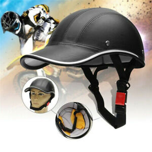 Outdoor-Sport-Scooter-Helmet-Hat-Bicycle-Cycling-Mountain-Bike-Black-Safety