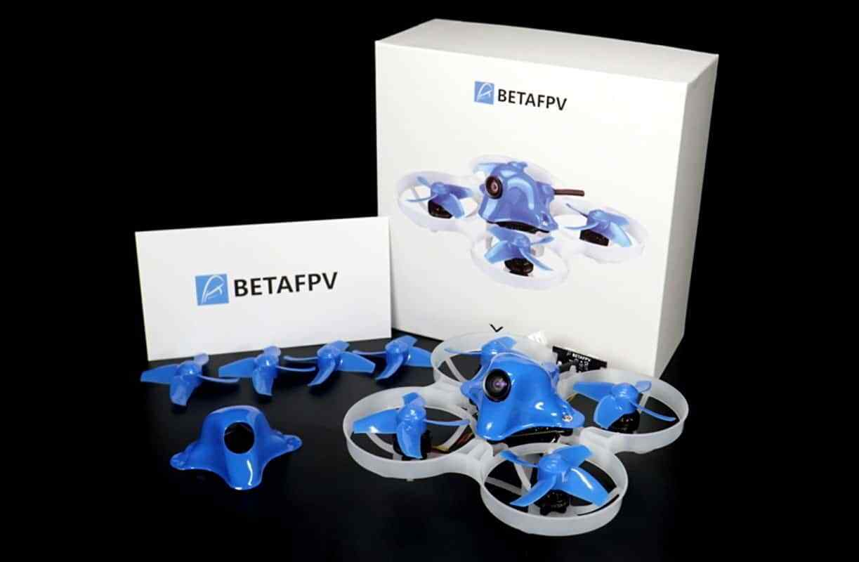 BETA 75x 2s WHOOP BRUSHLESS Quadcopter-PNP (jst-ph2)