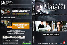 25726// COLLECTION MAIGRET BRUNO CREMER MAIGRET MAIGRET VOIT DOUBLE  DVD NEUF