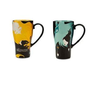 Details About Maleficent Aurora Or Maleficent Dragon 16 Oz Tall Mug Coffee Nwt Disney Store