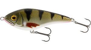 Predator Pike Westin Suspending Swim 12cm 53g Lure Zander
