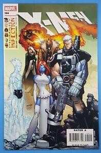 X-Men-Vol-2-1991-194-Mike-Carey-Humberto-Ramos-Marvel-Comics-2007