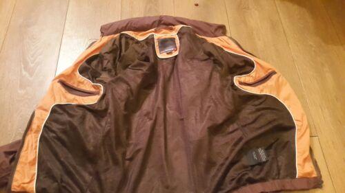 Cover Retro Ladies Rain Orange Nitro Lightweight And Duck Brown Small Coat B1Sqg5