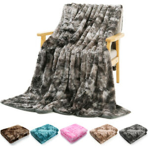 Faux-Fur-Throw-Blanket-Plush-Soft-Warm-Sherpa-for-Bed-Couch-Sofa-Tie-Dyeing-Home