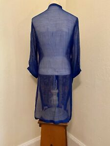 01 Spring and Summer New Products Agha Noor Blue Floral