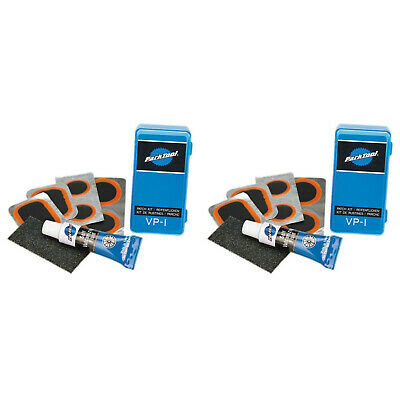 PARK TOOL VP-1 VULCANIZING BICYCLE TUBE PATCH KIT