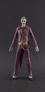 "DC Universe Classics Legacy 6"" Joker Figure Loose Complete Arkham City"
