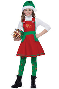 058e045d4ea4 Elf in Charge - Child Toddler Elf Costume - Christmas