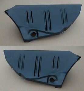 Drop Off Trunk Floor Extension Challenger 70-74 PR E-Body Rear Panel