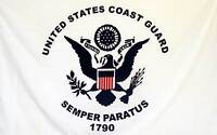 United States Coast Guard Semper Paratus 1790 3' X 5' Banner Flag