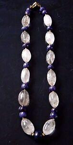 Elegant-collier-cristal-roche-lapis-lazuli-pierres-old-stone-necklace-crystal