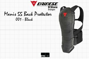NEW-DAINESE-MANIS-55-BACK-PROTECTOR-BLACK-SIZE-L