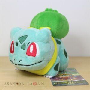 Pokemon-Center-Original-Mystery-Dungeon-Rescue-Team-DX-Plush-doll-Bulbasaur