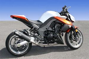 Muzzys Slip On Exhaust 2003-2006 Kawasaki Z1000 Muffler Carbon Fiber ...