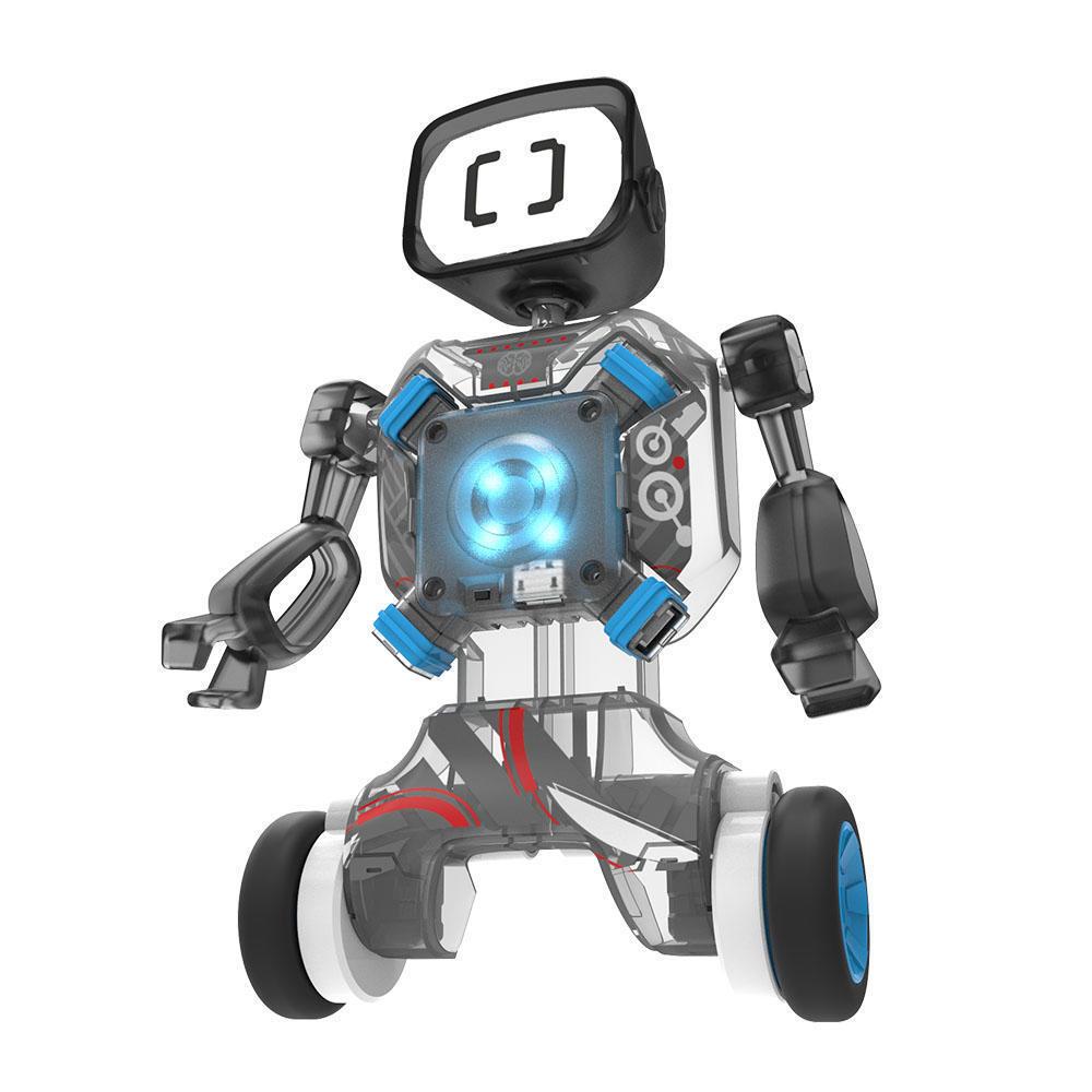DIY 6 In 1 Smart RC Robot Toy Tank Hovercraft Airplane Gyrorobot Trike Drone Kit