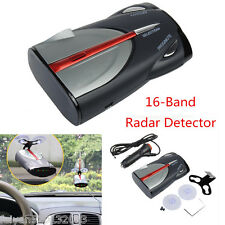 360° Car SUV Driving 16-Band Radar Detector XRS 9880 Laser Anti Radar Detector