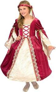 Princess Renaissance Queen Medieval Child Costume
