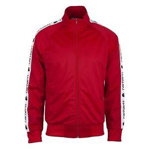 Herren Wip Jacket Carhartt Track Cardinal Red Goodwin dtIqw4qfF