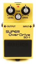 Boss SD-1 Distortion Guitar Effect Pedal