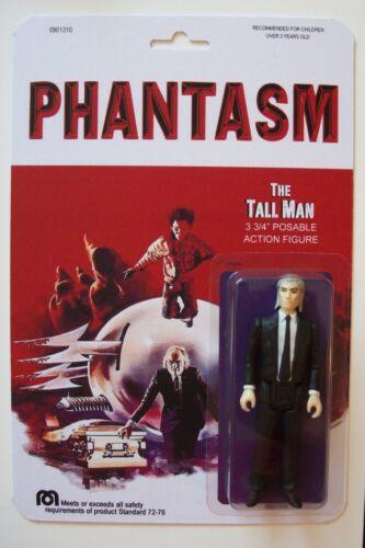 Custom Made Phantasm The Tall Man Vintage Style 3 3//4 Action Figure MOC