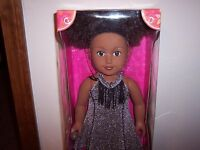 My Life Aa Ethnic 18 Doll Pop Star Friends Of American Girl Dolls
