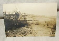 1919 Real Photo LOOKING UP DEATH VALLEY World War I Photos Franco American Art