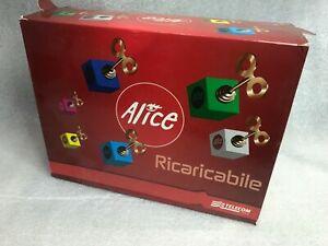 Modem Vintage -ALICE RICARICABILE-