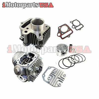 BAJA MOTORSPORTS DIRT RUNNER DR49 DR50 50CC TO 70CC BIG BORE CYLINDER ENGINE KIT