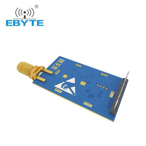 Ebyte 2.4ghz E34-2G4H20D 100mW nRF24L01P UART Auto Hopping Wireless Transceiver