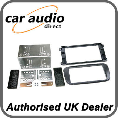 CT23FD08 Ford Focus 2007-11 Car Stereo Radio Double Din Facia Fascia Plates Kit