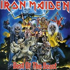 Iron Maiden - Best of the Beast [New CD]