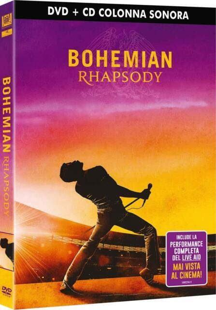 Bohemian Rhapsody. Con Colonna Sonora (DVD + Cd Soundtrack)