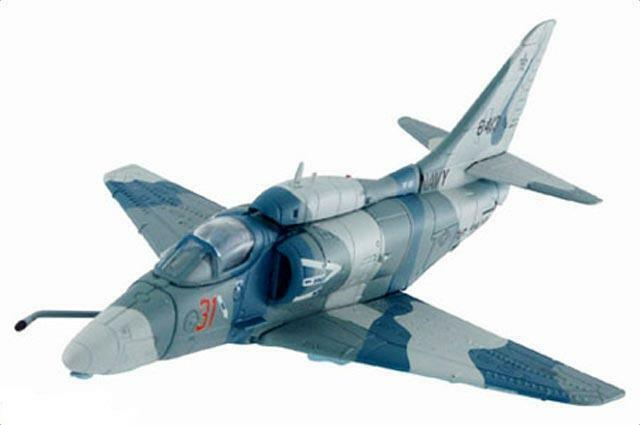 CORGI A-4M Skyhawk VF-126 Bandits~NAS Miramar~US37405