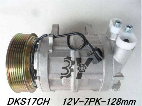 DKS17CH  A//C Compressor For Nissan Patrol //Navara D22 //Pathfinder// Terrano
